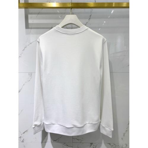 Replica Balmain Hoodies Long Sleeved O-Neck For Men #831282 $61.00 USD for Wholesale