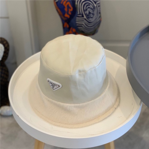 Prada Caps #831290 $34.00 USD, Wholesale Replica Prada Caps