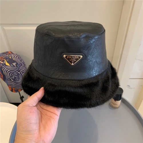 Replica Prada Caps #831291 $34.00 USD for Wholesale