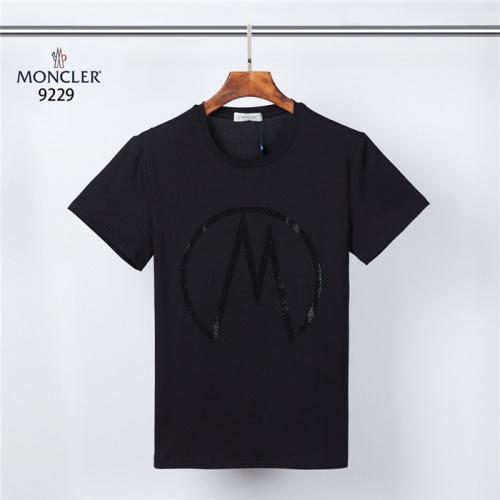 Moncler T-Shirts Short Sleeved O-Neck For Men #831317