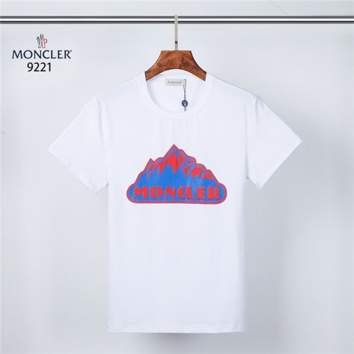 Moncler T-Shirts Short Sleeved O-Neck For Men #831319