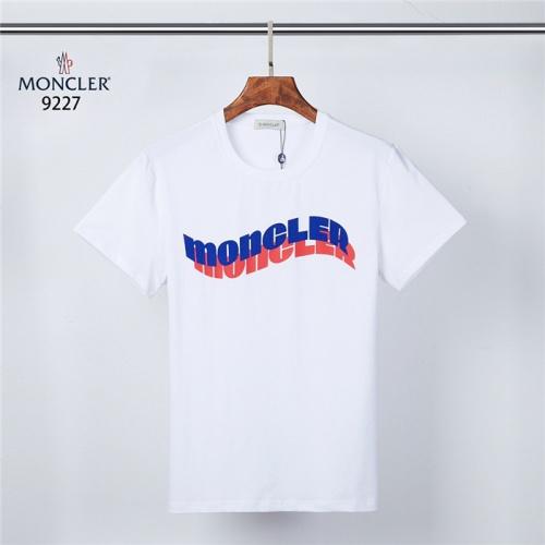 Moncler T-Shirts Short Sleeved O-Neck For Men #831321