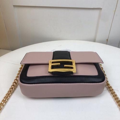 Replica Fendi AAA Messenger Bags For Women #831352 $130.00 USD for Wholesale