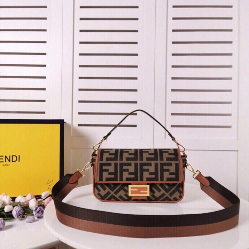 Fendi AAA Messenger Bags For Women #831354