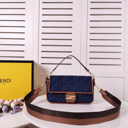 Fendi AAA Messenger Bags For Women #831356