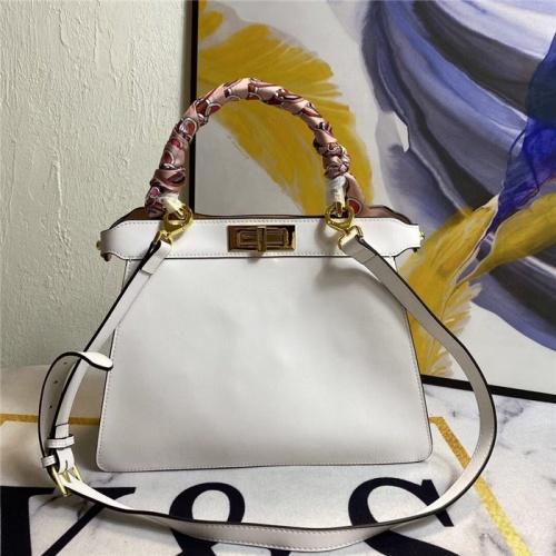 Fendi AAA Quality Handbags For Women #831370