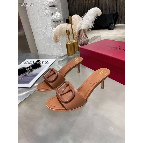 Valentino Slippers For Women #831400