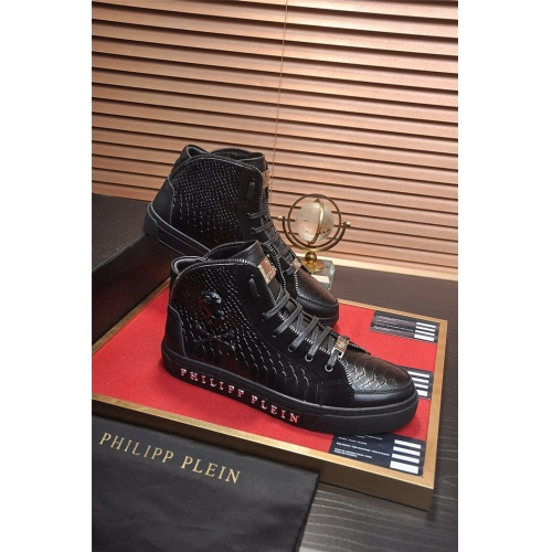 Philipp Plein PP High Tops Shoes For Men #831442