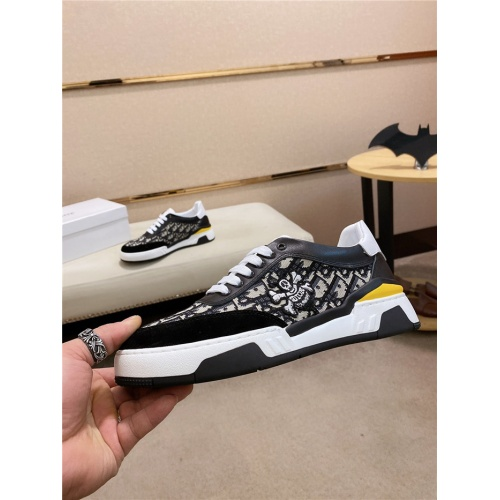 Christian Dior Casual Shoes For Men #831447