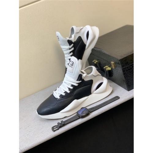 Y-3 Casual Shoes For Men #831450 $82.00 USD, Wholesale Replica Y-3 Casual Shoes