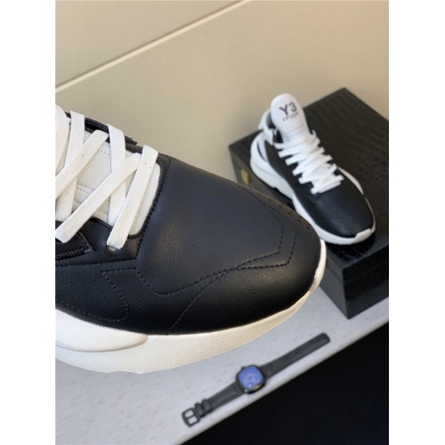 Replica Y-3 Casual Shoes For Men #831450 $82.00 USD for Wholesale
