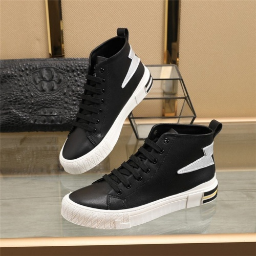 Prada High Tops Shoes For Men #831482