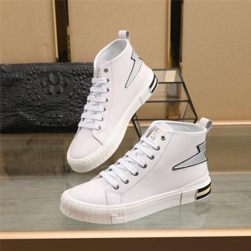 Prada High Tops Shoes For Men #831483