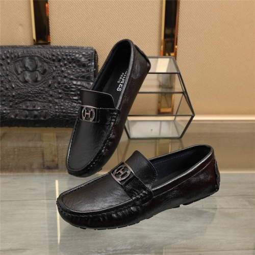 Hermes Casual Shoes For Men #831491 $76.00 USD, Wholesale Replica Hermes Casual Shoes