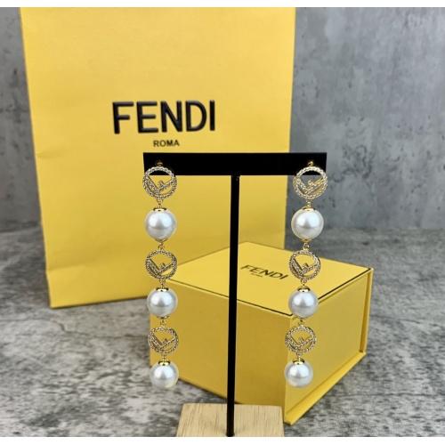 Fendi Earrings #831541