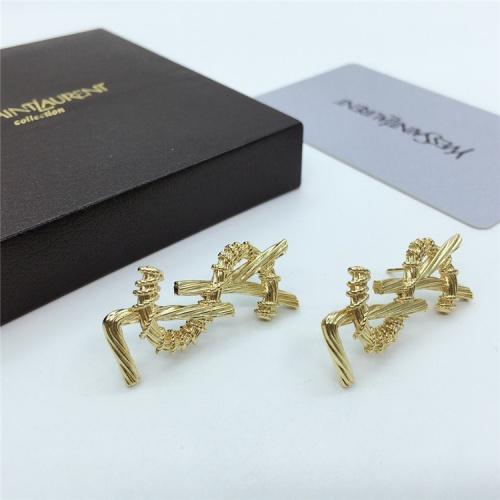 Replica Yves Saint Laurent YSL Earring For Women #831569 $26.00 USD for Wholesale