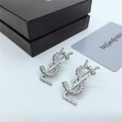 Replica Yves Saint Laurent YSL Earring For Women #831570 $26.00 USD for Wholesale