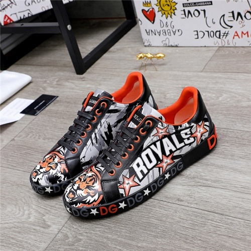 Dolce & Gabbana D&G Casual Shoes For Men #831698