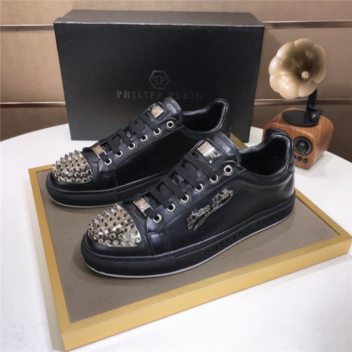 Philipp Plein PP Casual Shoes For Men #831708