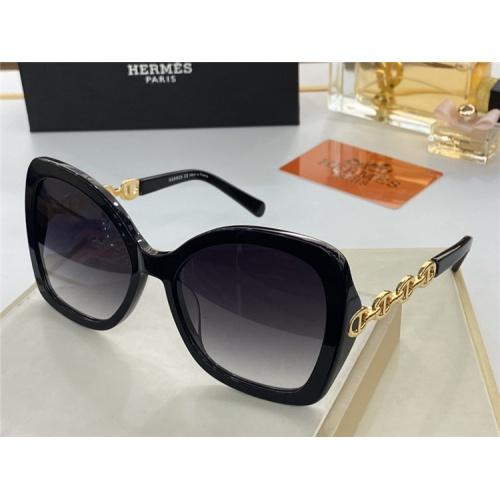 Hermes AAA Quality Sunglasses #831772
