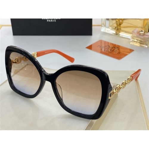 Hermes AAA Quality Sunglasses #831774