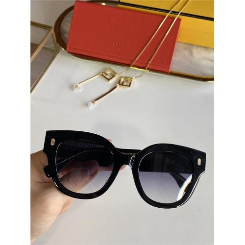 Fendi AAA Quality Sunglasses #831776