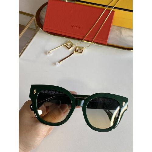 Fendi AAA Quality Sunglasses #831779