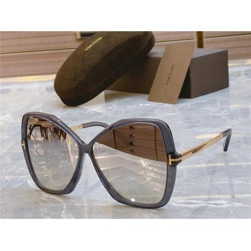 Tom Ford AAA Quality Sunglasses #831782 $50.00 USD, Wholesale Replica Tom Ford AAA Sunglasses