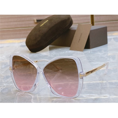 Tom Ford AAA Quality Sunglasses #831784 $50.00 USD, Wholesale Replica Tom Ford AAA Sunglasses