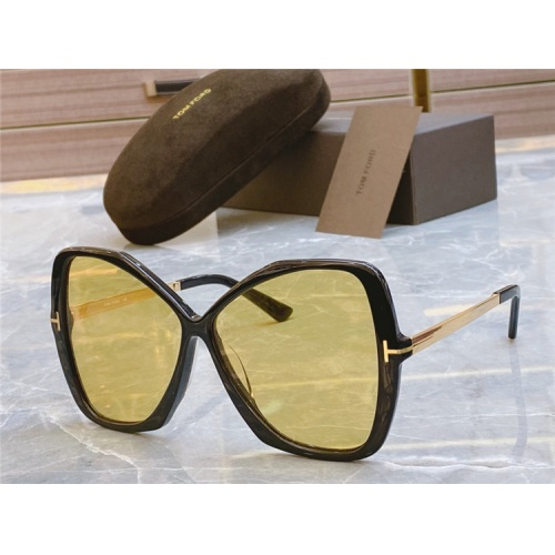 Tom Ford AAA Quality Sunglasses #831785 $50.00 USD, Wholesale Replica Tom Ford AAA Sunglasses