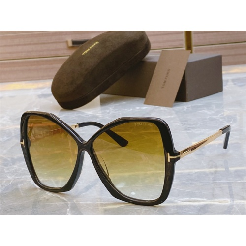 Tom Ford AAA Quality Sunglasses #831786 $50.00 USD, Wholesale Replica Tom Ford AAA Sunglasses