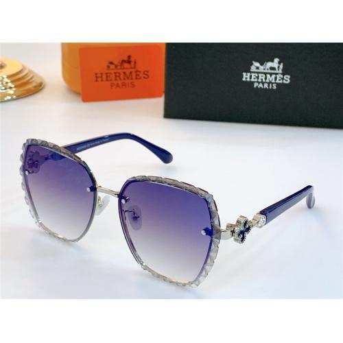 Hermes AAA Quality Sunglasses #831788 $68.00 USD, Wholesale Replica Hermes AAA Sunglasses