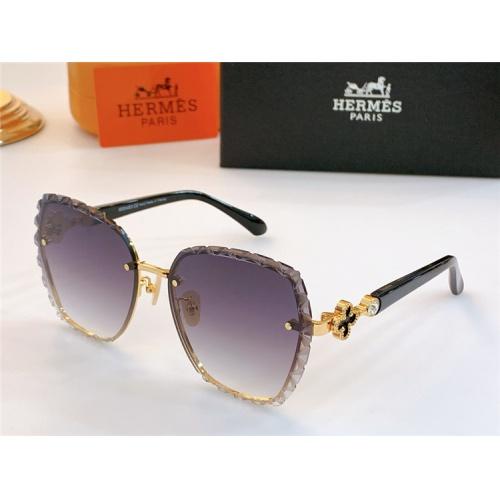 Hermes AAA Quality Sunglasses #831789