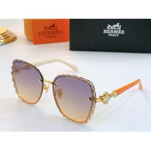 Hermes AAA Quality Sunglasses #831790
