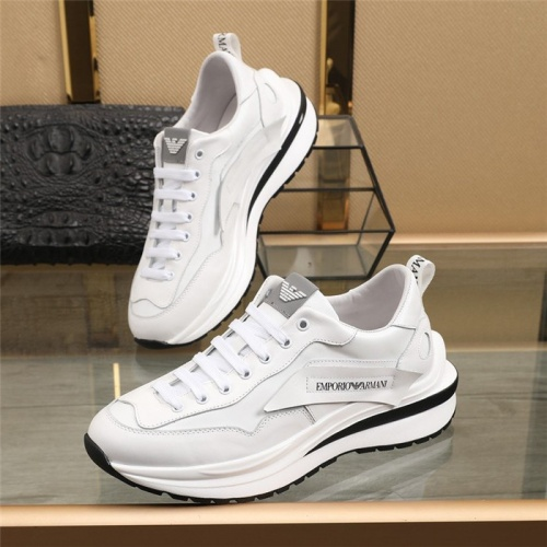 Armani Casual Shoes For Men #831807