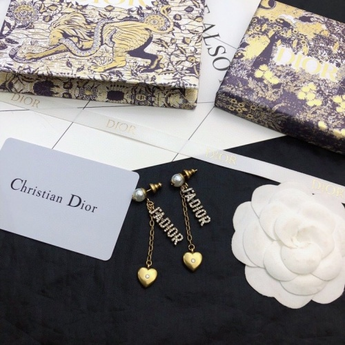 Christian Dior Earrings #831834