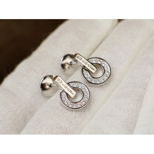 Bvlgari Earrings #831859 $27.00, Wholesale Replica Bvlgari Earrings