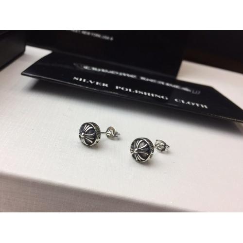 Chrome Hearts Earring #831863 $24.00 USD, Wholesale Replica Chrome Hearts Earring
