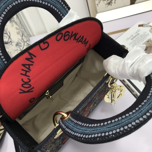 Replica Christian Dior AAA Quality Handbags For Women #831920 $96.00 USD for Wholesale
