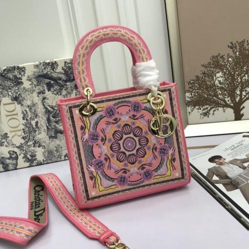 Christian Dior AAA Quality Handbags For Women #831921 $96.00, Wholesale Replica Christian Dior AAA Handbags