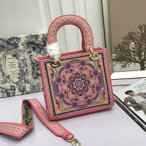 Replica Christian Dior AAA Quality Handbags For Women #831921 $96.00 USD for Wholesale