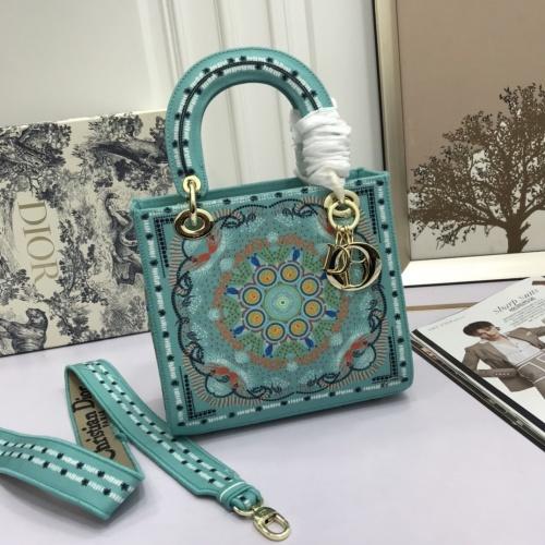 Christian Dior AAA Quality Handbags For Women #831922 $96.00, Wholesale Replica Christian Dior AAA Handbags