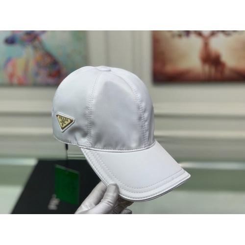 Replica Prada Caps #832029 $36.00 USD for Wholesale