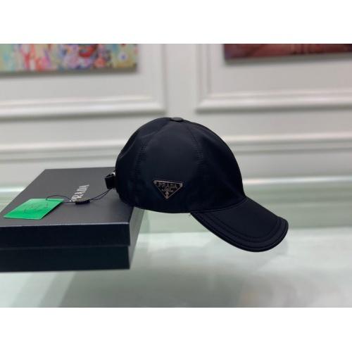 Prada Caps #832031 $36.00 USD, Wholesale Replica Prada Caps