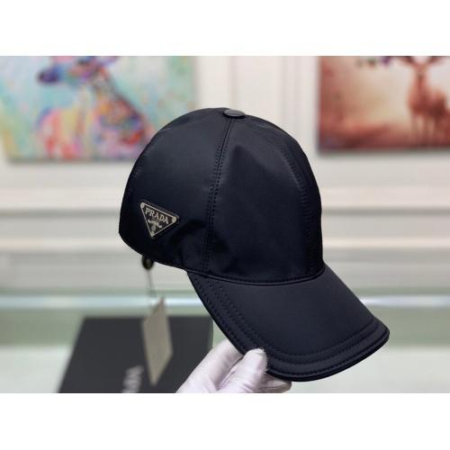 Replica Prada Caps #832031 $36.00 USD for Wholesale