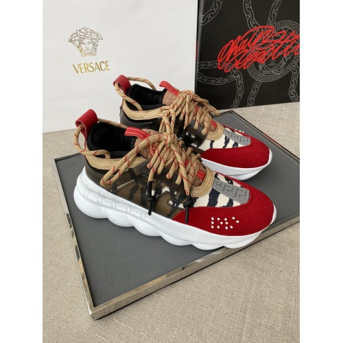 Versace Casual Shoes For Women #832035