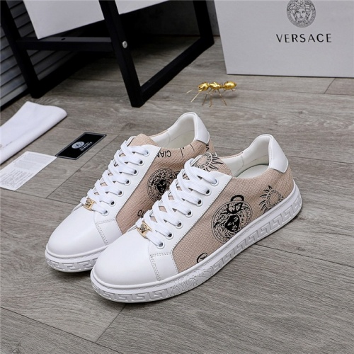 Versace Casual Shoes For Men #832052