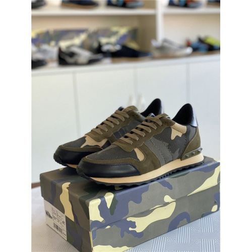 Valentino Casual Shoes For Men #832116