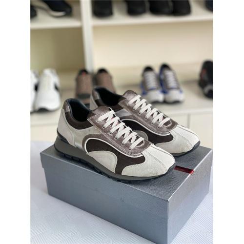 Prada Casual Shoes For Men #832122