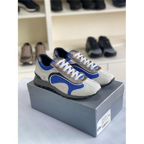 Prada Casual Shoes For Men #832123